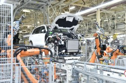 BMW's U.S. plant enjoys record production in 2019