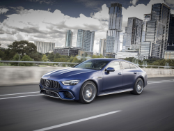 Mercedes to launce AMG GT 63 S, showcase A-Class limousine in February