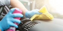 How to clean your car to be safe from coronavirus?
