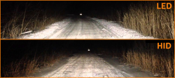 Which is better HID vs LED headlights