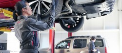 """Solution of """"Maintenance: Tire"""" warning of your Nissan Car"""