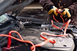 Jumper Cables Smoking | Reason of getting hot and melting